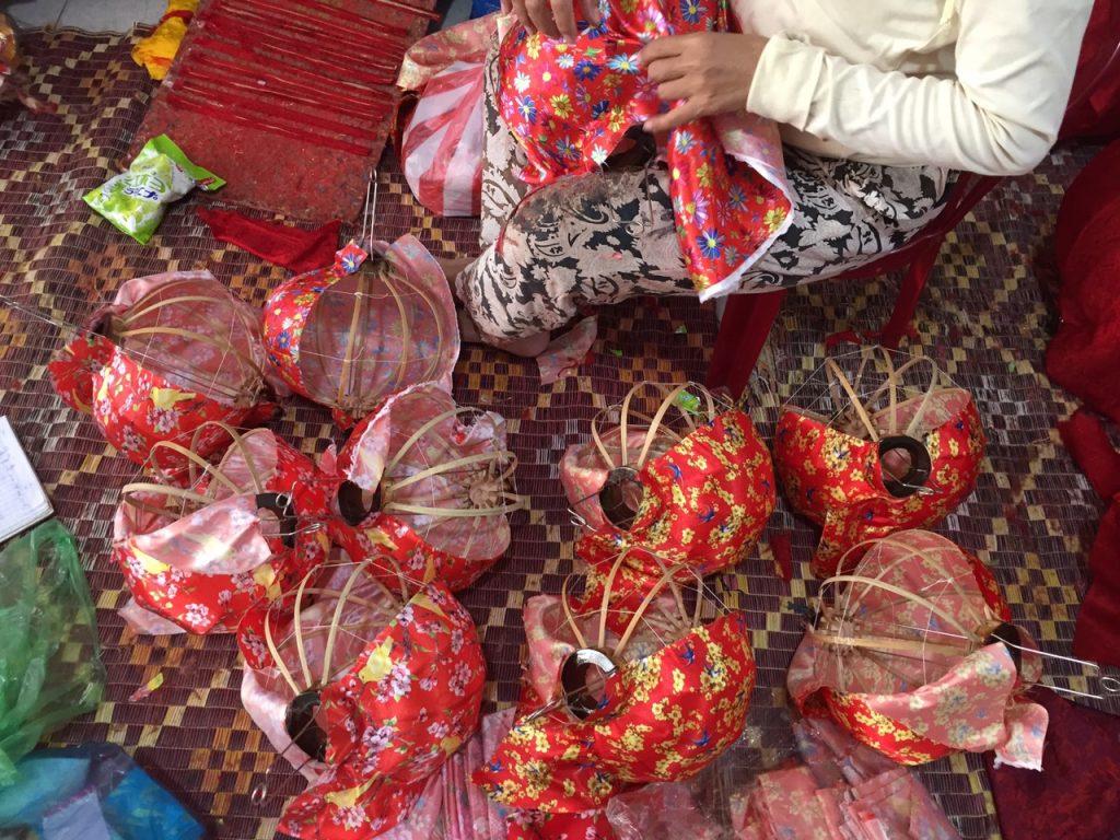 Các loại lồng đèn Hội An bán chạy | Lồng Đèn Việt